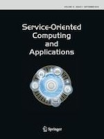 Service Oriented Computing and Applications 3/2019