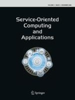 Service Oriented Computing and Applications 4/2009