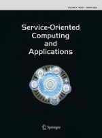 Service Oriented Computing and Applications 1/2015