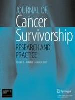 Journal of Cancer Survivorship 1/2007