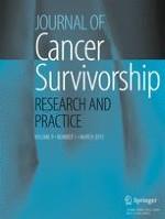 Journal of Cancer Survivorship 1/2015