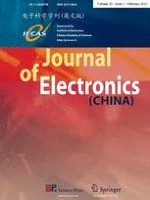 Journal of Electronics (China) 1/2013