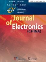 Journal of Electronics (China) 4/2014