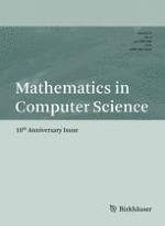 Mathematics in Computer Science 4/2016