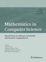Mathematics in Computer Science 2/2018