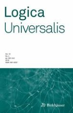 Logica Universalis 4/2016