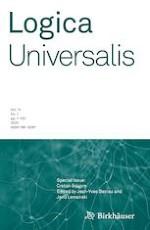 Logica Universalis 1/2020