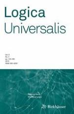 Logica Universalis 2/2015