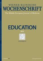 Wiener klinische Wochenschrift Education 2/2013