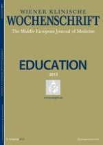Wiener klinische Wochenschrift Education 3-4/2014