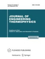 Journal of Engineering Thermophysics 3/2018