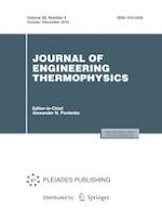 Journal of Engineering Thermophysics 4/2019