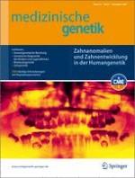 medizinische genetik 4/2007