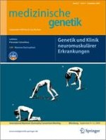 medizinische genetik 3/2009