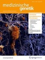 medizinische genetik 2/2018