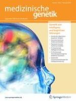 medizinische genetik 3/2018
