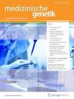medizinische genetik 2/2019