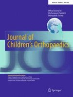 Journal of Children's Orthopaedics 3/2016