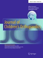 Journal of Children's Orthopaedics 6/2016