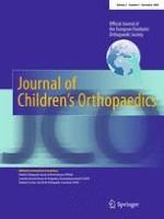Journal of Children's Orthopaedics 6/2009