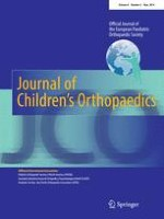 Journal of Children's Orthopaedics 3/2014