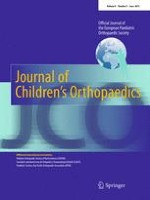 Journal of Children's Orthopaedics 3/2015