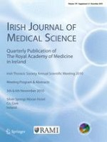 Irish Journal of Medical Science (1971 -) 12/2010