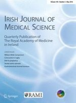 Irish Journal of Medical Science (1971 -) 2/2016