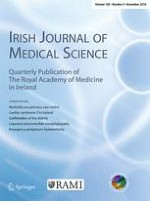 Irish Journal of Medical Science (1971 -) 4/2016