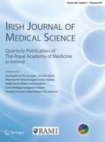 Irish Journal of Medical Science (1971 -) 1/2017