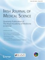 Irish Journal of Medical Science (1971 -) 1/2019