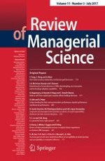 Review of Managerial Science 3/2017
