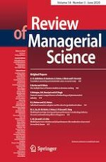 Review of Managerial Science 3/2020