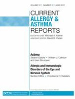 Current Allergy and Asthma Reports 3/2012