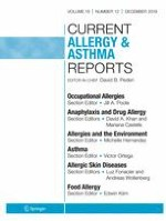 Current Allergy and Asthma Reports 12/2019
