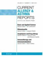 Current Allergy and Asthma Reports 5/2019
