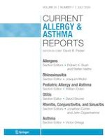Current Allergy and Asthma Reports 7/2020
