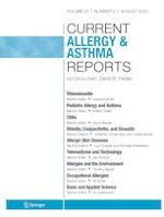 Current Allergy and Asthma Reports 8/2020