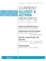 Current Allergy and Asthma Reports 1/2021
