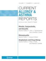 Current Allergy and Asthma Reports 6/2021