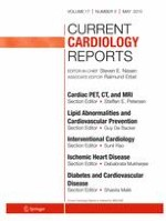 Current Cardiology Reports 5/2015