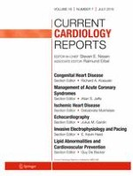Current Cardiology Reports 7/2016