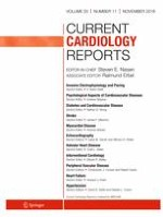 Current Cardiology Reports 11/2018