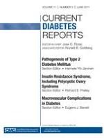 Current Diabetes Reports 3/2011