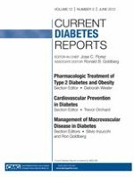 Current Diabetes Reports 3/2012