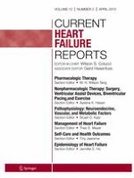 Current Heart Failure Reports 2/2015