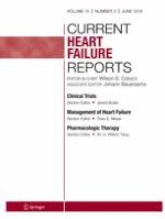 Current Heart Failure Reports 3/2018