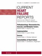 Current Heart Failure Reports 6/2018