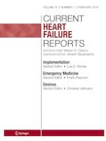 Current Heart Failure Reports 1/2019