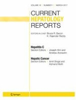 Current Hepatology Reports 1/2017